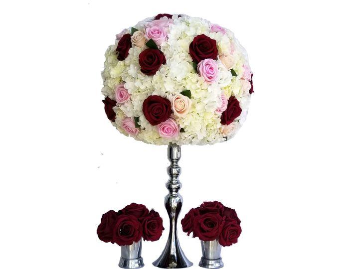 Tmx Wedding Wire Red Flowers 51 1974829 160126662336690 Chicago, IL wedding florist
