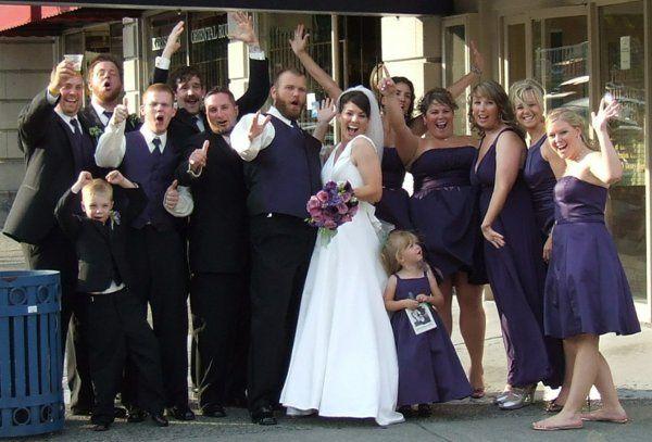 Julie & Jason Married: July 2009