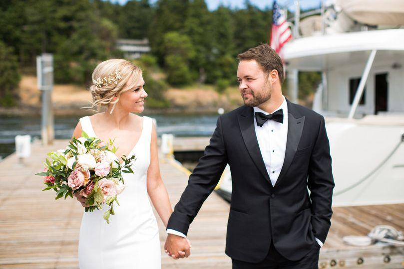 Char Beck Photography: Roche Harbor Wedding