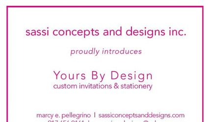 Sassi Concepts & Designs Inc 1