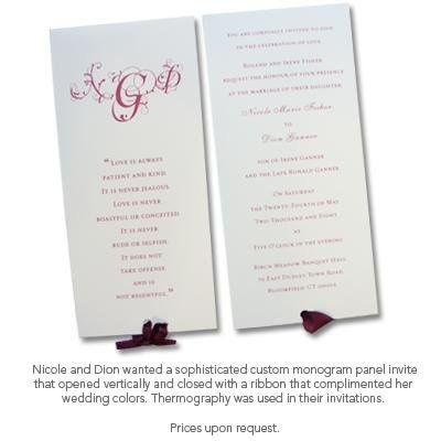 Tmx 1233168454968 Invites 15 Hamden wedding invitation