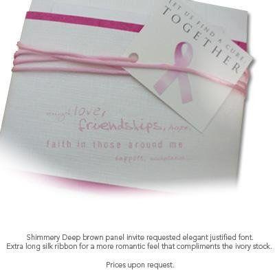 Tmx 1233168685984 Otherbreastcanceriteration Hamden wedding invitation