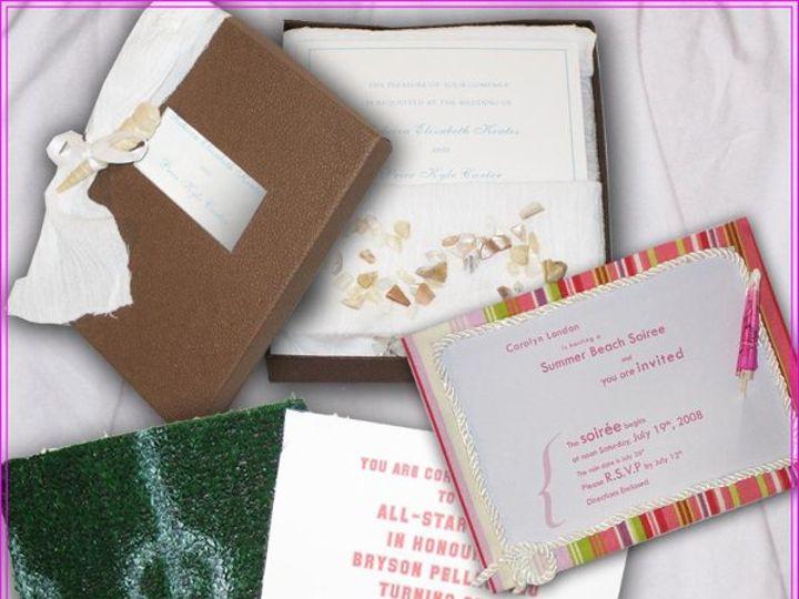 Tmx 1240238829609 Montage Hamden wedding invitation
