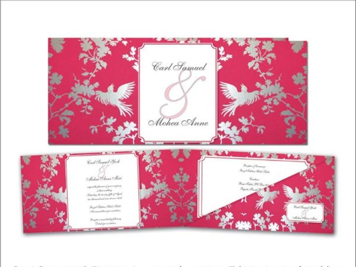 Tmx 1245721250421 CustomTahitianInspiration Hamden wedding invitation