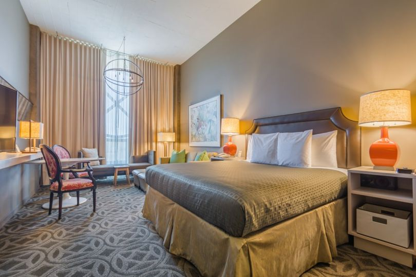 Proximity Hotel Loft King Room