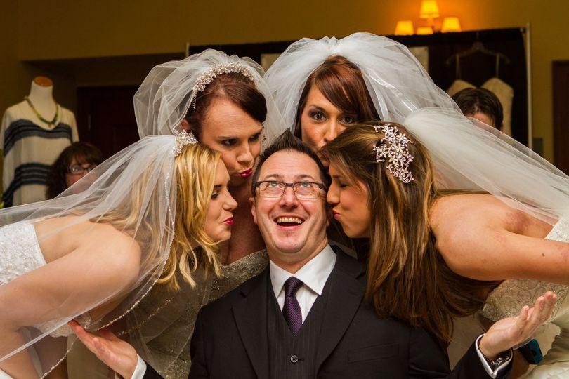 Brides Love me!