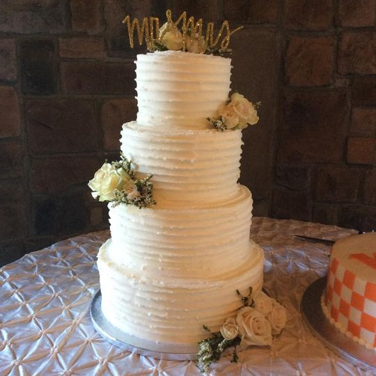 wedding cake bakeries chattanooga tn kimmee s cakes wedding cake chattanooga tn weddingwire 21795