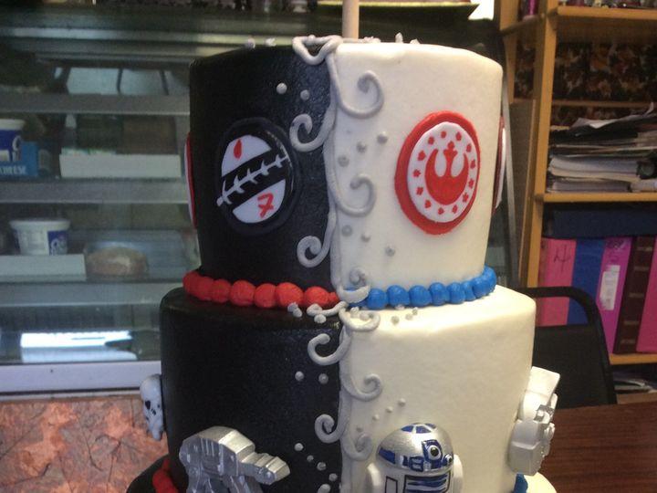 Tmx 1464122902323 Img4540 Milwaukee, WI wedding cake
