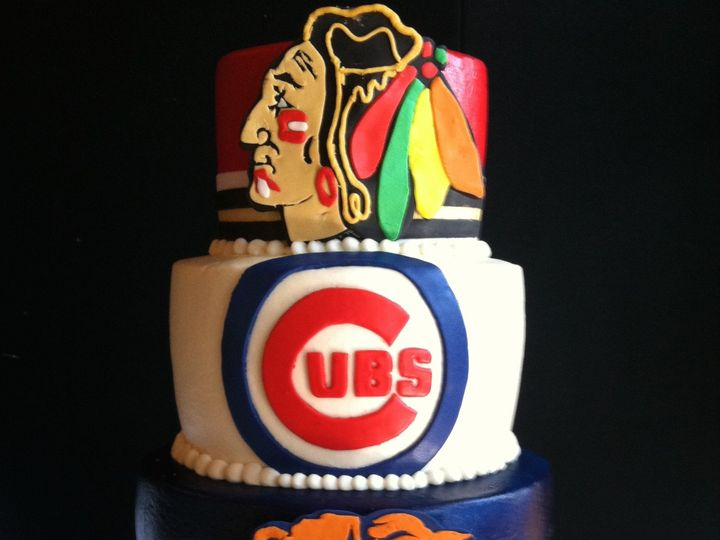 Tmx 1464123149460 Img2310 Milwaukee, WI wedding cake