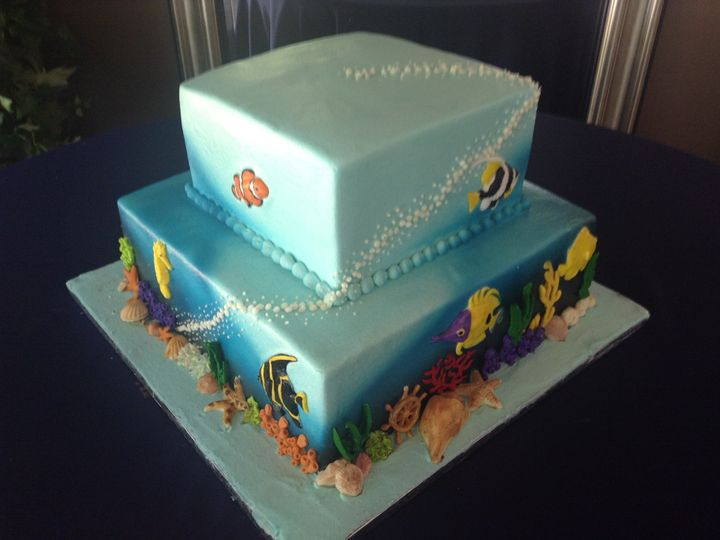 Tmx 1464123312559 Img2955 Milwaukee, WI wedding cake