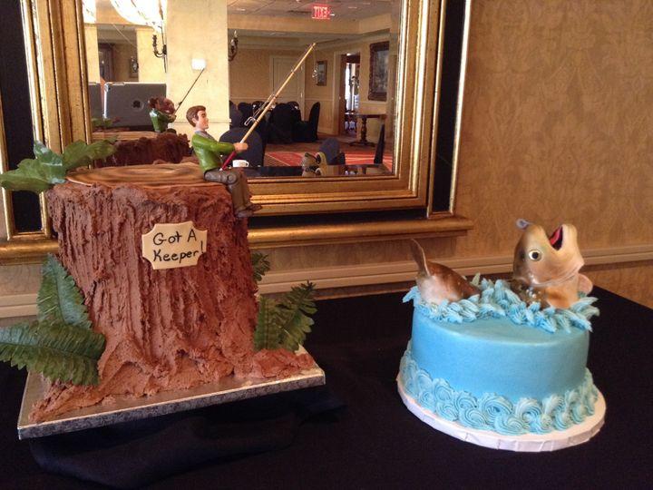 Tmx 1464123622175 Img1757 Milwaukee, WI wedding cake