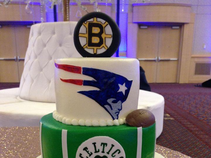 Tmx 1464123809899 Img1609 Milwaukee, WI wedding cake