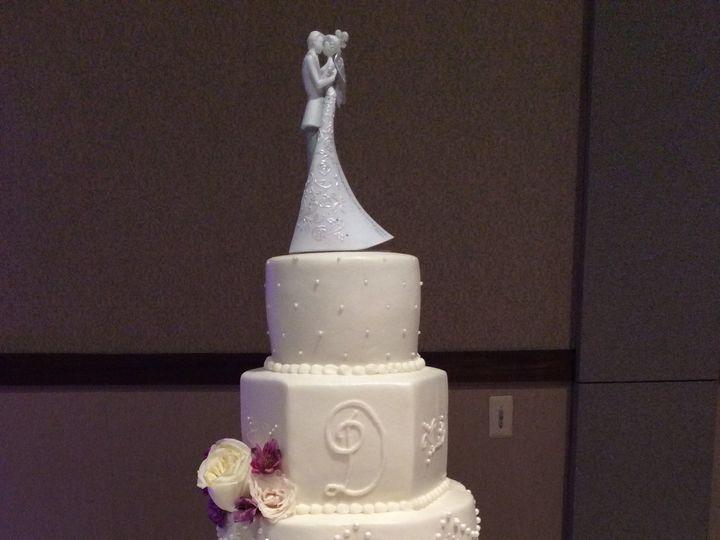 Tmx 1464212170525 Img3177 Milwaukee, WI wedding cake