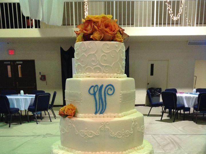 Tmx 1464212494530 Img1608 Milwaukee, WI wedding cake