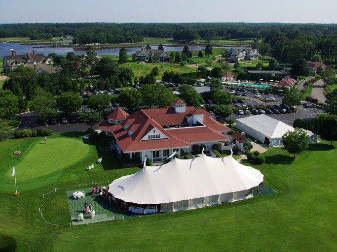 Exterior view of the Wentworth By The Sea Country Club