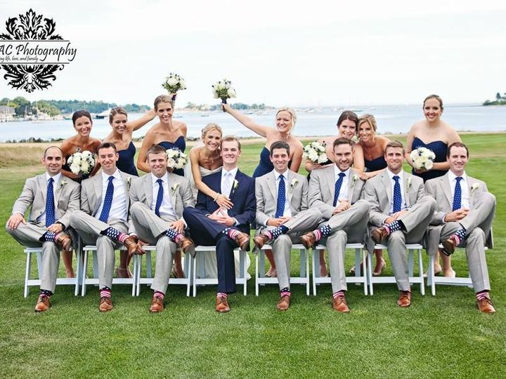 Tmx 1457731239858 Dave And Court Bridal Party Rye, NH wedding venue