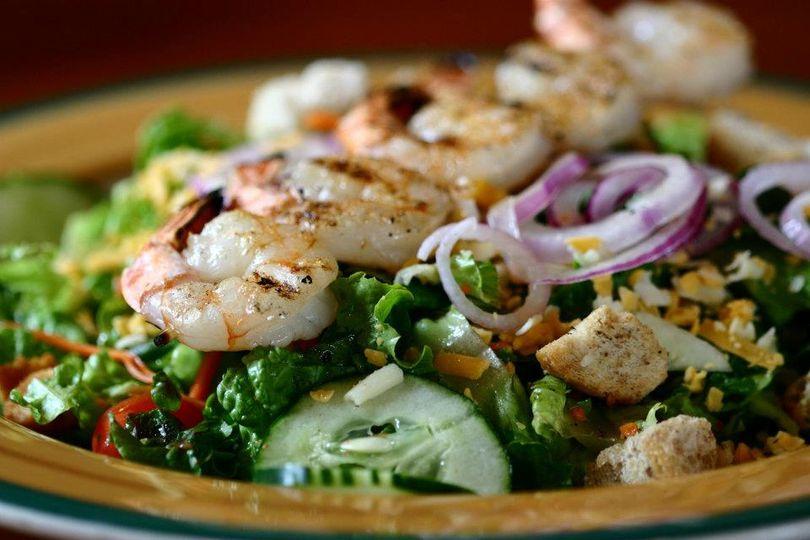 High-quality seafood