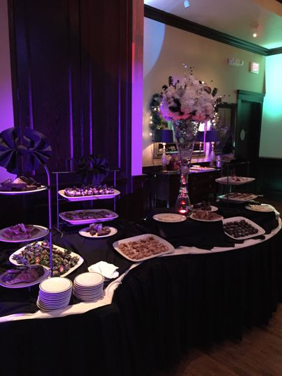 Sweets Table- New Years Eve