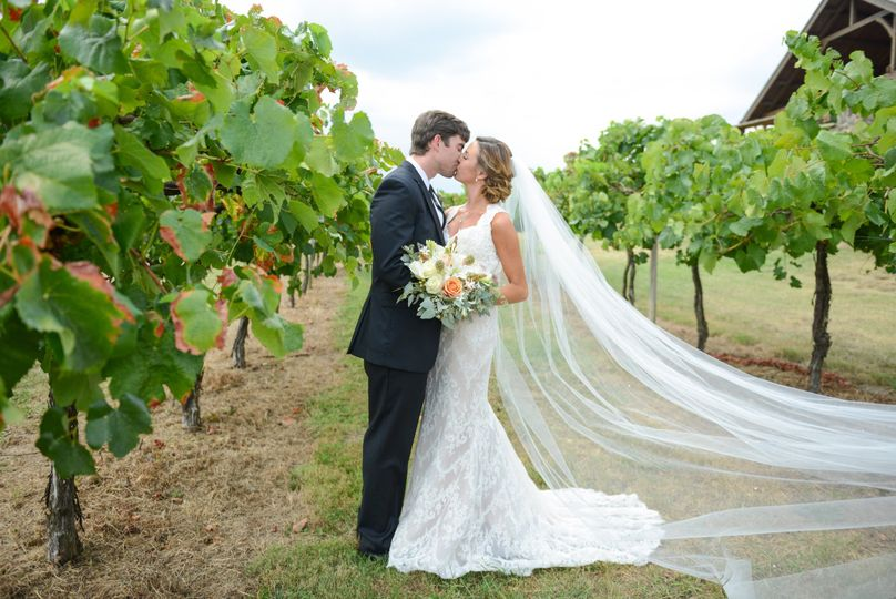 Debarge Vineyard Wedding - Chattanooga, TN - Photo by: Life with a View Studio