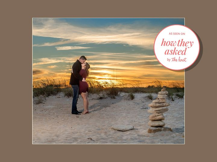 Tmx Beachengagementhowtheyaskedtheknot 51 433929 159606915795849 Daytona Beach, FL wedding photography