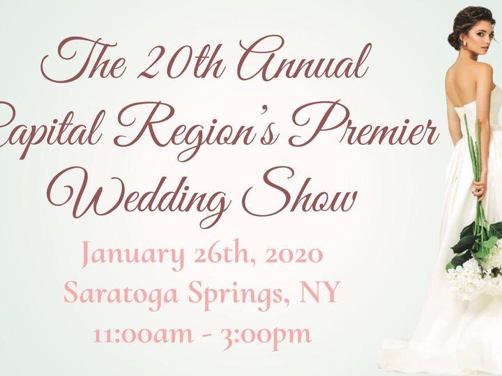 Tmx Copy Of 2020 Wedding Show Ad 6 51 1893929 157636921260863 Albany, NY wedding dj