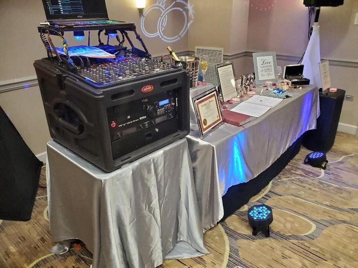 Tmx Setup 51 1893929 157857206639147 Albany, NY wedding dj