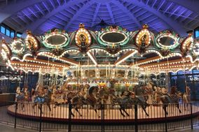 The Memphis Grand Carousel Pavilion and Ballroom