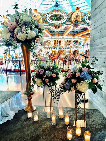 Flowers @ Carousel