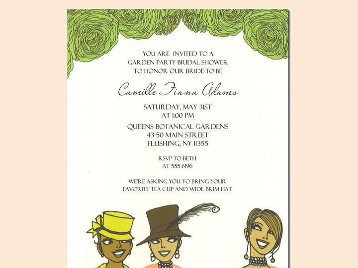 Tmx 1489518840851 Social Bridal Tea Holly Springs wedding favor