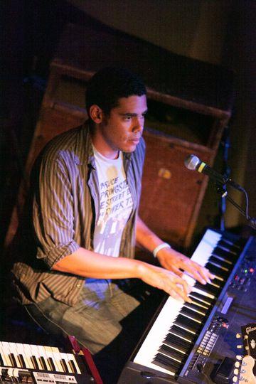 Zach Davis-Price: piano/vocals