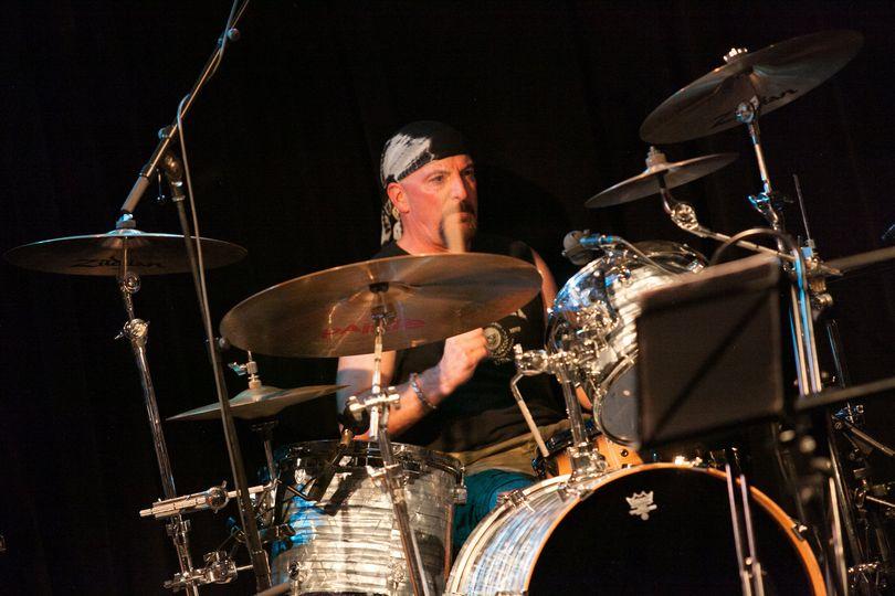 Grant 'Slam' Walthall: drums