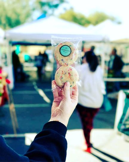 NOMaste is family owned and locally run so you can find us at farmers markets around the...