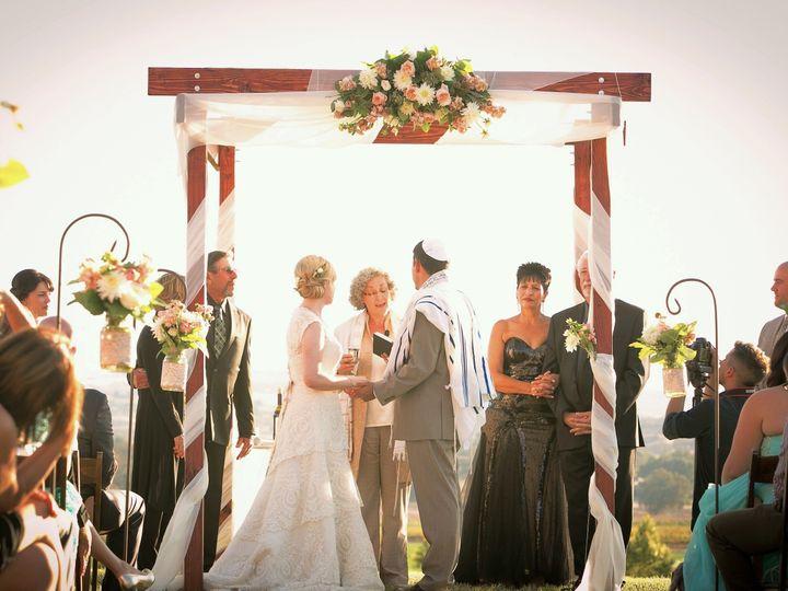 Tmx 1488066596918 Solomon Wedding Chuppah Atascadero, CA wedding officiant