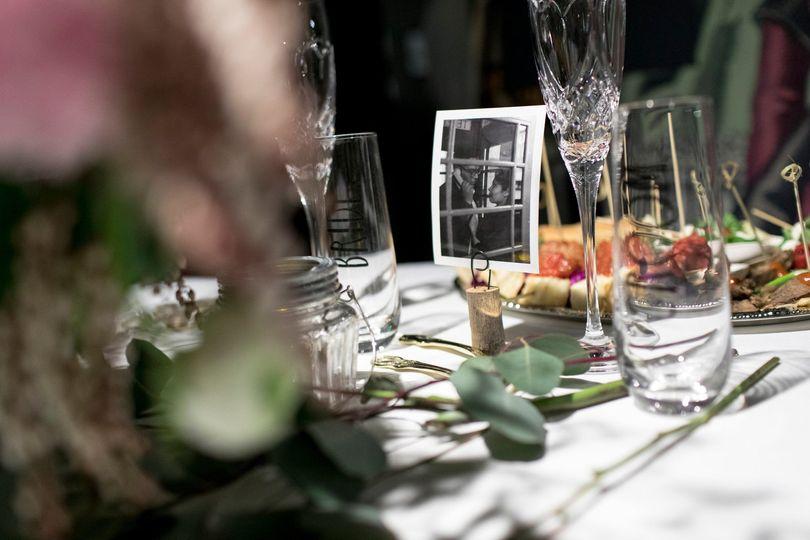 Table decor - ©Zachary Hartzell