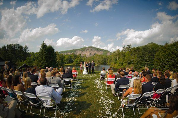 - Wedding Ceremony in progress - www.WeddingWoman.net