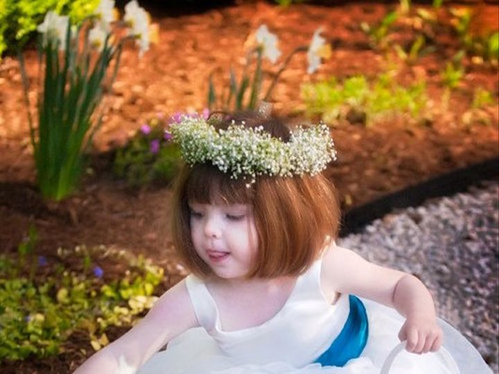 Tmx Grounds Flower Girl Spring Bulbs Copy 51 6929 Charlestown, RI wedding venue