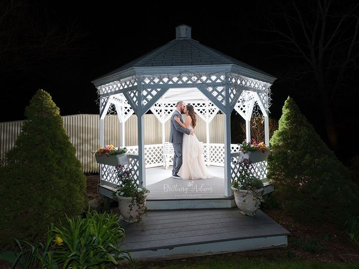 Tmx Grounds Gazebo Night Shot Kerri Glenn Gazebo Copy 51 6929 Charlestown, RI wedding venue