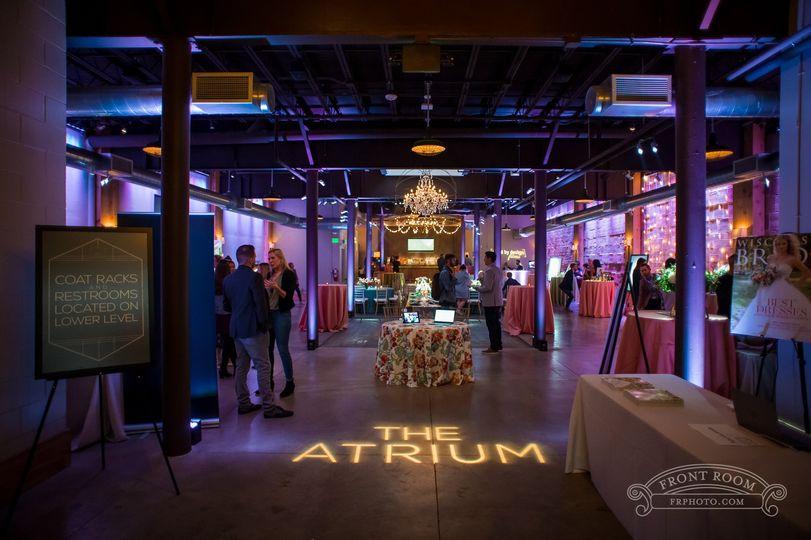 Atrium Main Level