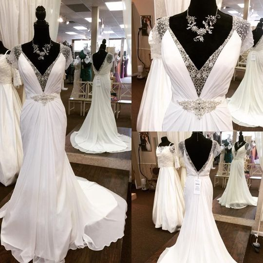 Touch of class dress attire branson mo weddingwire for Wedding dresses branson mo