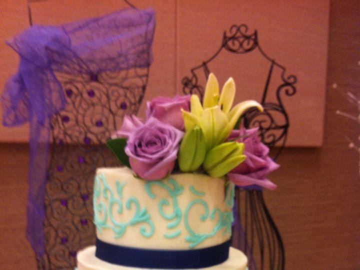 Tmx 1391470658480 3400032 Reno, Nevada wedding cake