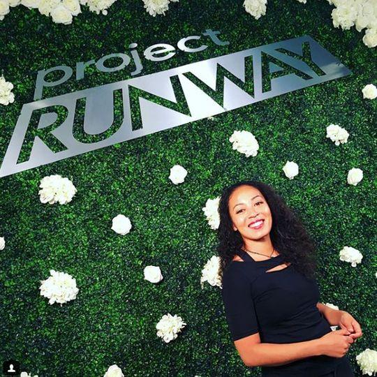 7 seasons on Project Runway