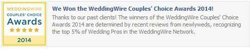 Tmx 1430791472394 2014 Wedding Wire Client Choice Fishkill wedding planner