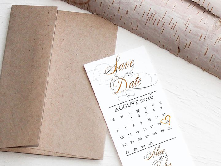 Tmx 1448411429544 Six Temecula wedding invitation