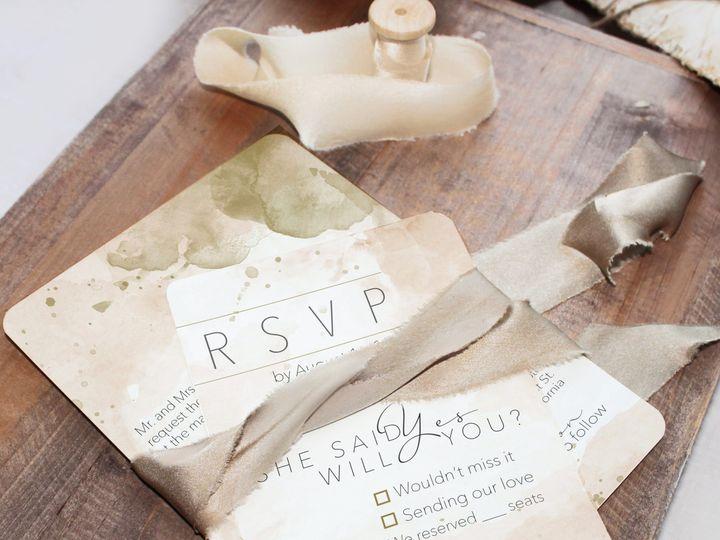 Tmx 1448418537745 Countryribbonnowatermark Temecula wedding invitation