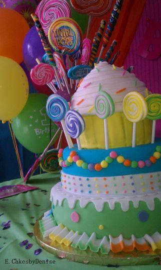 E Cakes by Denise - Wedding Cake - Baltimore, MD - WeddingWire