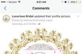 Luxurious Bridal