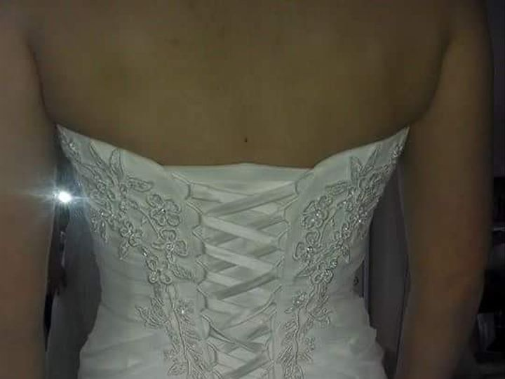 Tmx 1487275650854 Add Lace Up Back Greenwood, Indiana wedding dress