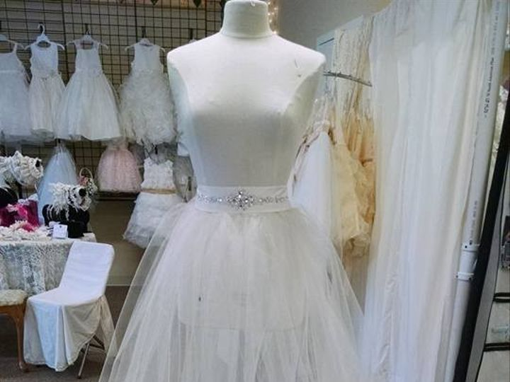 Tmx 1487275793121 Add Tulle Skirt Greenwood, Indiana wedding dress