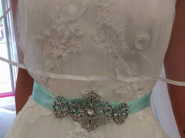 Tmx 1487275827780 Costum Belt Greenwood, Indiana wedding dress