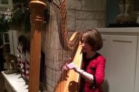 Atlanta Harpist Brenda Street